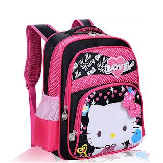 Gambar Tas Hello Kitty Untuk Anak 4