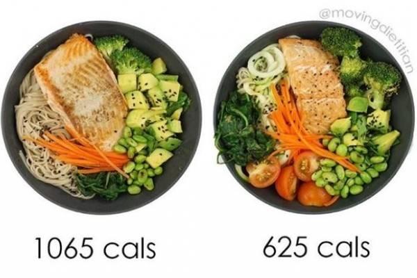 Perbedaan Komposisi 7 Makanan Ini Bisa Bikin Gemuk Lho, meskipun Kecil