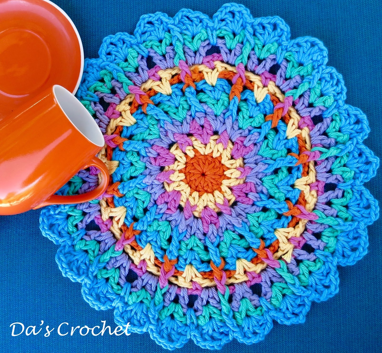 Das Crochet Connection: Why a Pattern Store?