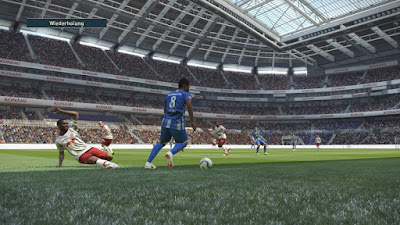 PES 2019 FBNZ Option File 2019