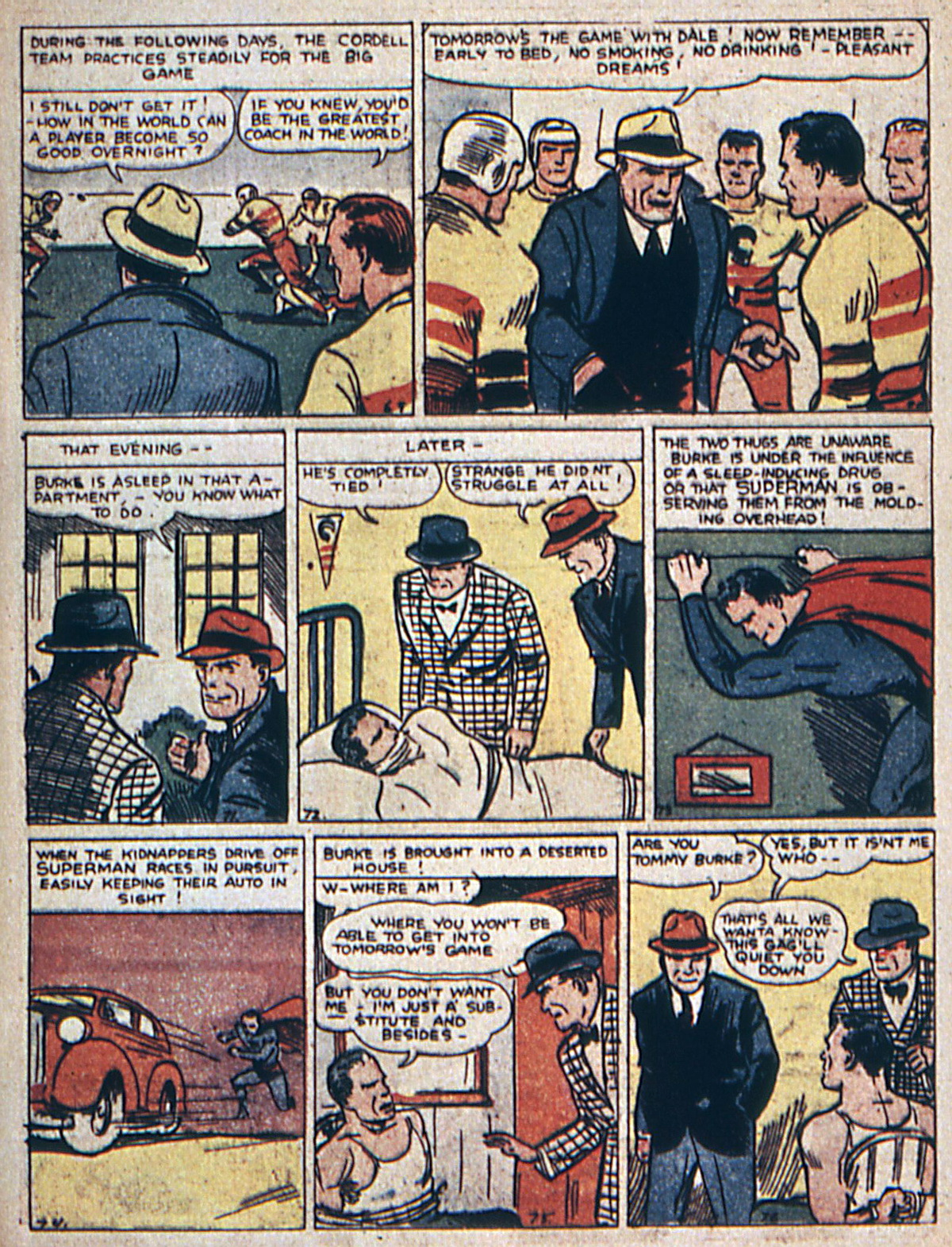 Read online Action Comics (1938) comic -  Issue #4 - 13