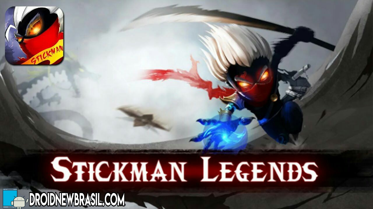 Stickman Legends v2.3.12 Apk Mod