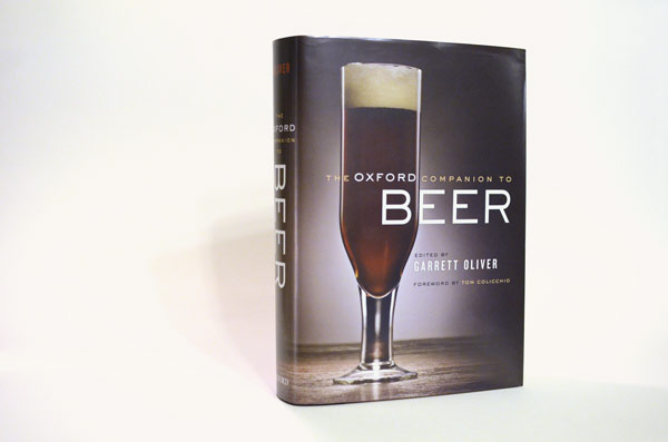 Garrett Oliver Oxford Companion to Beer Providence