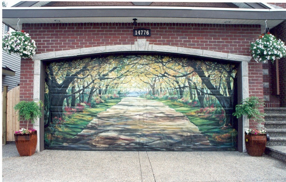 Painting Your Garage Door   ASAP Garage Door & Gate