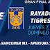 Monterrey vs. Tigres, la Final histórica del Apertura 2017