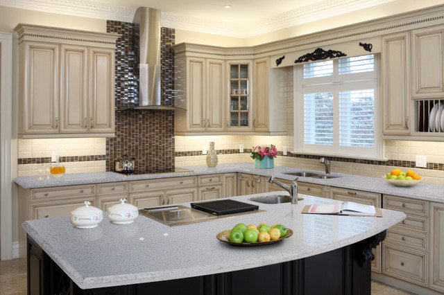 Mouping White Granite Countertops