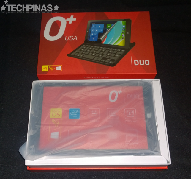 O+ Duo, O+ USA Dual Boot Tablet, Windows 10 Android Lollipop Tablet