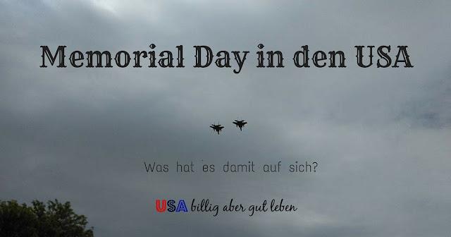 Was machen Amerikaner am Memorial Day?
