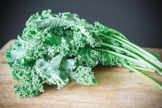 sayur kale untuk detox