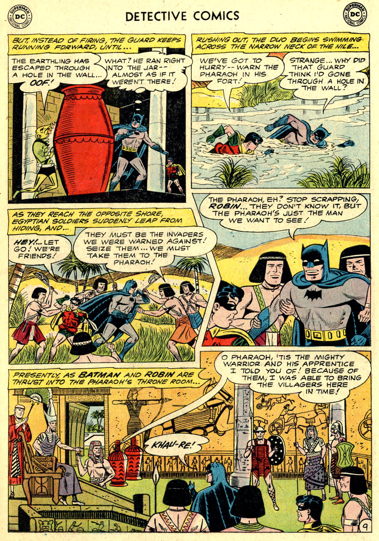 Detective Comics (1937) 295 Page 10