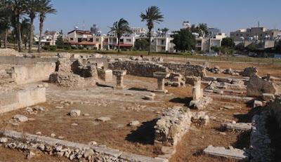 Στο φως νέα αρχαιολογικά ευρήματα στο αρχαίο Κίτιο στην Κύπρο
