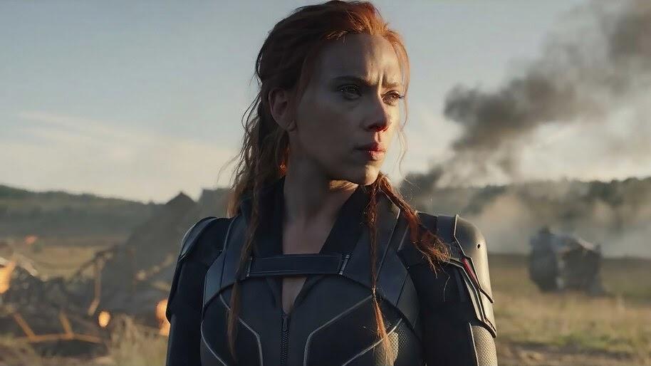 Black Widow, 2020, Scarlett Johansson, Movie, 4K, #5.1476
