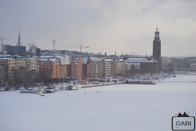Kiedy Sztokholm zasypało...