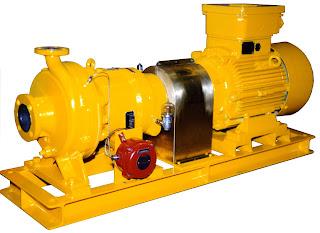 magnetic sealless pumps