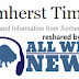 AMHERST TIMES: Last town board meeting of this year is today