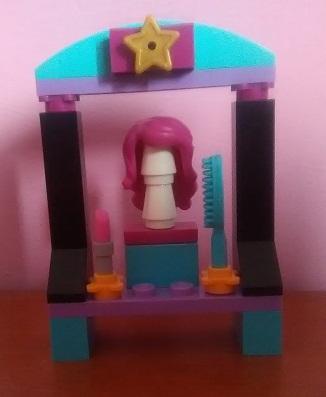 Recenzje Emi Lego Friends Magazyn 52017 Stylowa Garderoba