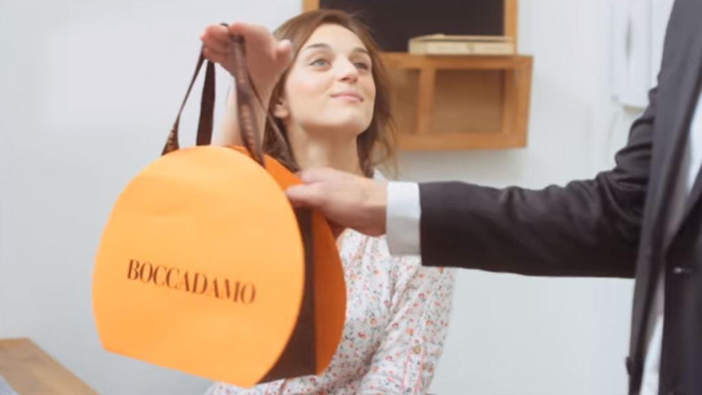 Attori testimonial spot Boccadamo orologi: ragazza e genitori