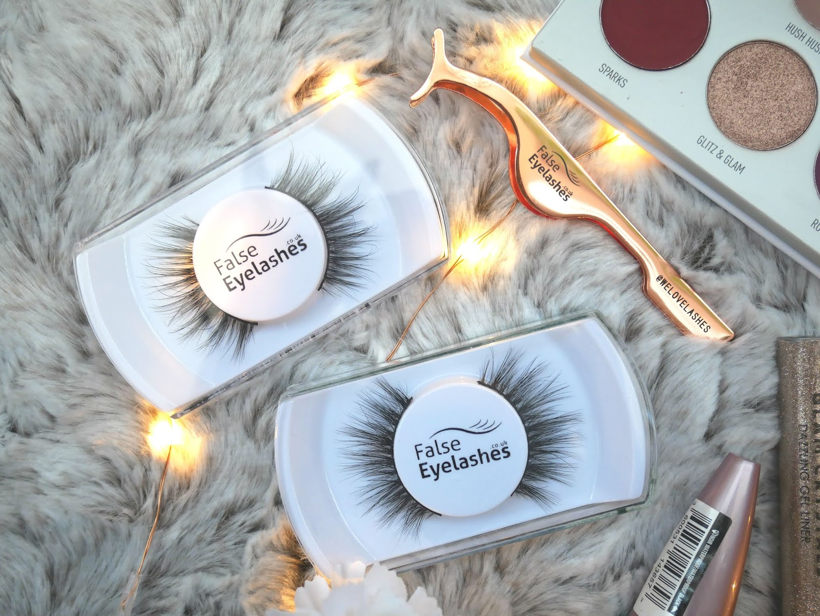 false eyelashes eyelsashes review