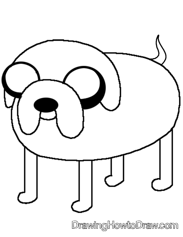 cartoon network coloring pages to print
