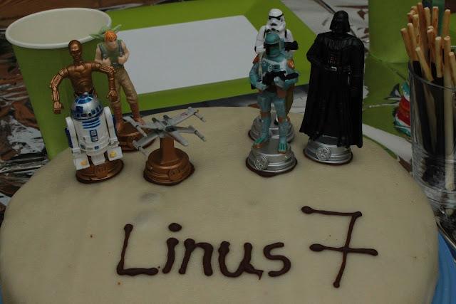 Star Wars Geburtstagstorte