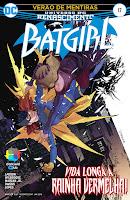 DC Renascimento: Batgirl #17