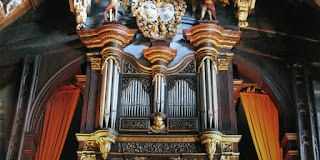 The Organ at Adlington Hall
