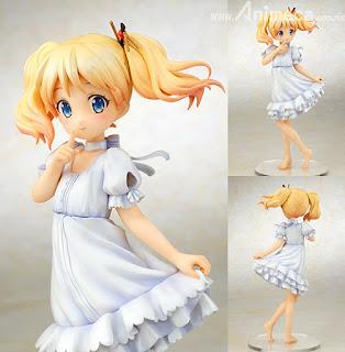 Figura Alice Cartelet One-piece Dress Style Hello!! Kiniro Mosaic