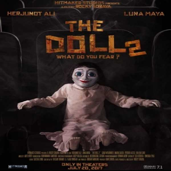 The Doll 2, The Doll 2 Synopsis, The Doll 2 Trailer, The Doll 2 Review, The Doll 2 Poster