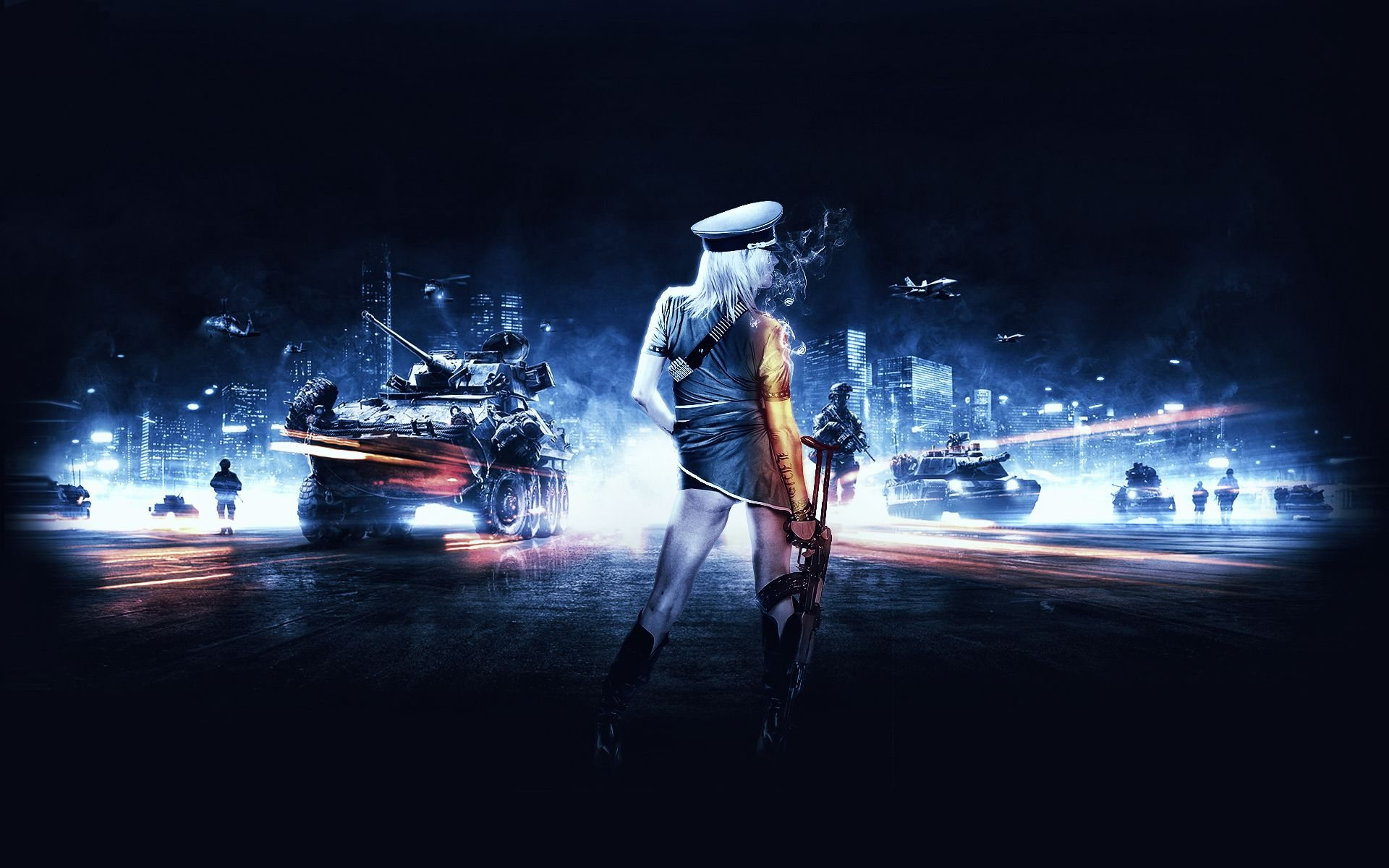 Battlefield 3 soldier full hd desktop wallpapers 1080p - Battlefield screensaver ...