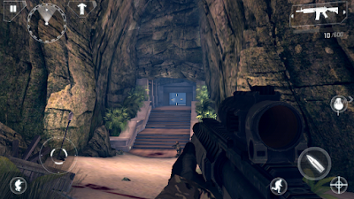 Modern Combat 4: Zero Hour for Android