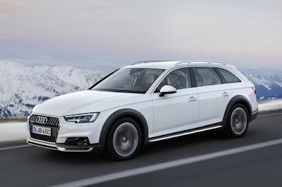 Motori nuovi per Audi A4 Allroad