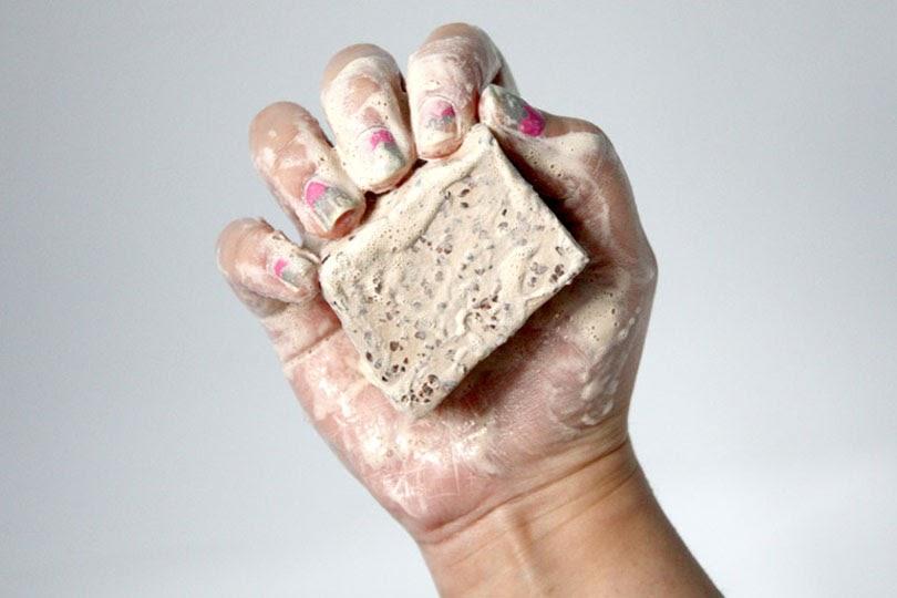 lush soap porridge