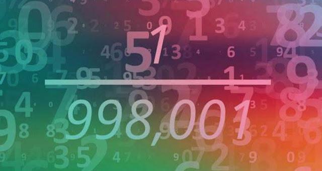 amazing mathematics 1div998001