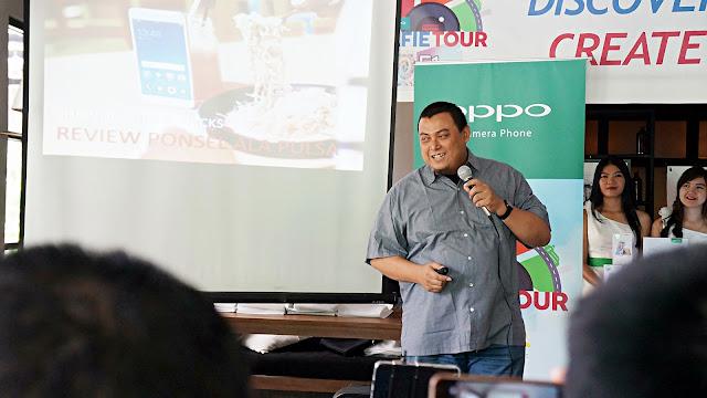 Ahmad Sanusi, Managing Editor Tabloid Pulsa