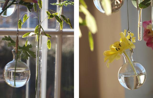 Små vaser i mobile