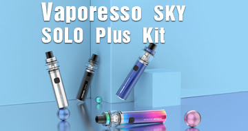 Vaporesso SKY SOLO Plus Kit Discount