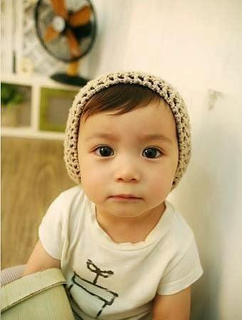 Koleksi gambar bayi ganteng korea