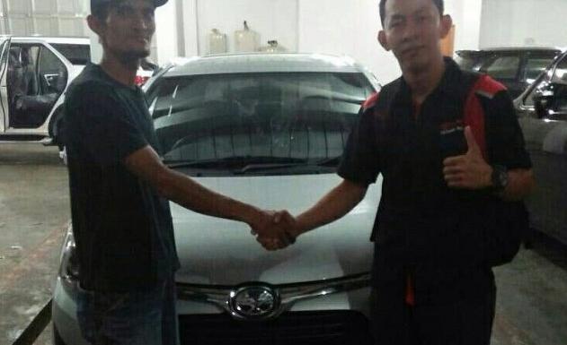 Toyota Agya Diminati Konsumen Babel