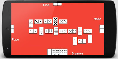 Game Bluetooth Domino
