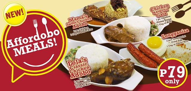 Affordobo Meals of Adobo Connection