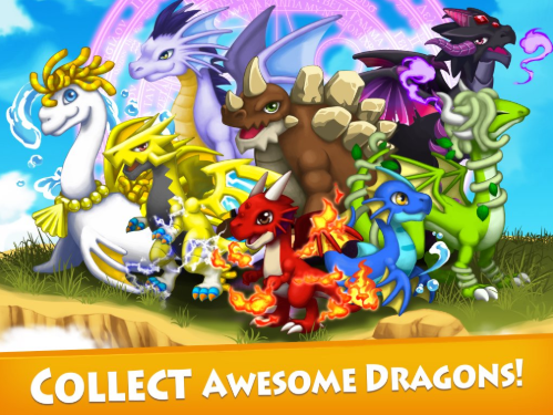 dragon city 3.6 mod apk