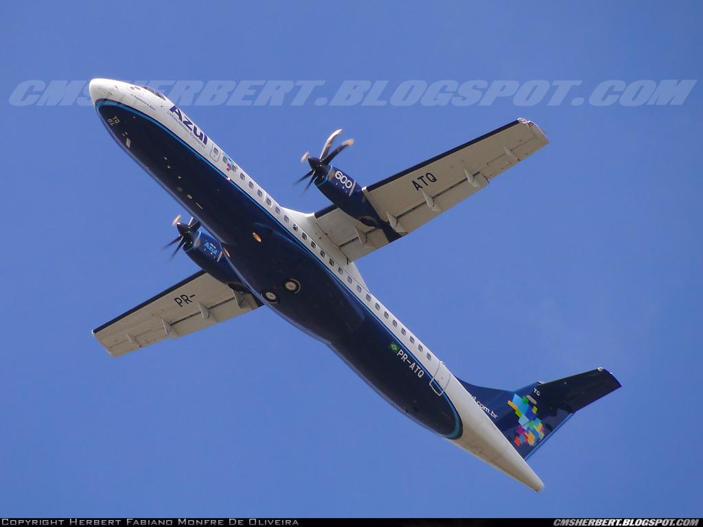 Voo da Azul para Montevidéu passará a ser diário a partir de outubro