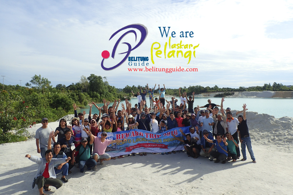 Paket Tour Belitung Non Meal ( 4d3n )