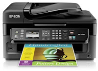 Epson WorkForce WF-2540 Driver & Setup