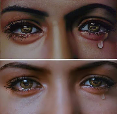 Tears and psychological comfort