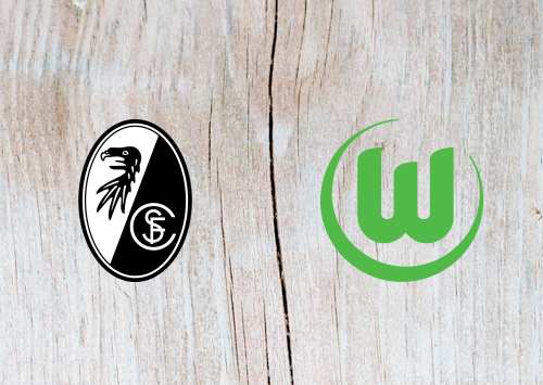 Freiburg vs Wolfsburg  - Highlights 9 February 2019