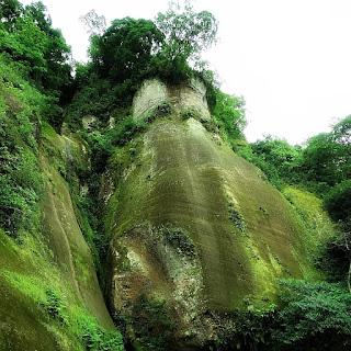 Pedra Jacobina, no Morro Ferrabraz, em Sapiranga