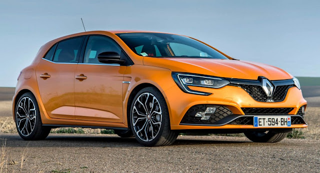 New Cars, Renault, Renault Megane, RenaultSport, Used Cars