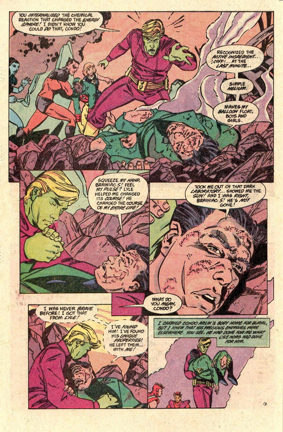 Read online Secret Origins (1986) comic -  Issue #47 - 37