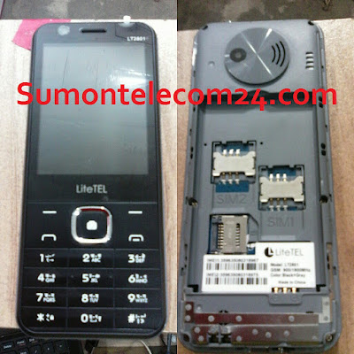 Lite Tel2801 Flash File | Firmware File Download